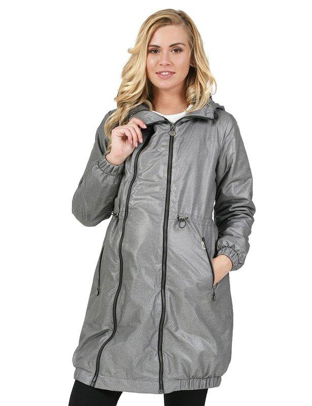 Демисезонная куртка для беременной женщины