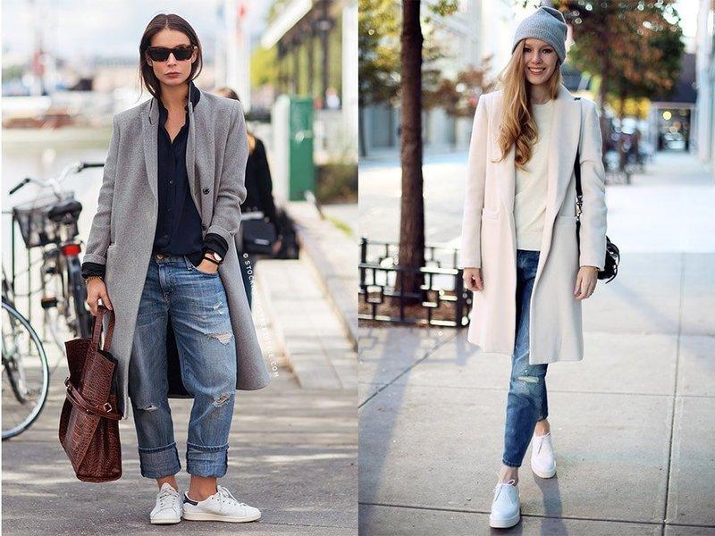 Красивые модели женских джинс