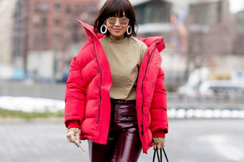Модные фасоны женских курток