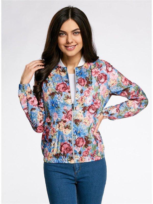 Летняя женская куртка