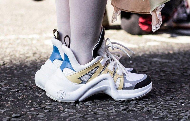 Женская обувь ugly