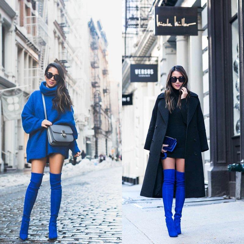 Женская обувь: модные цвета
