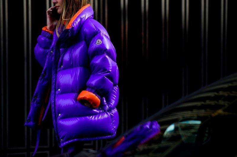 Модные цвета для курток 2019