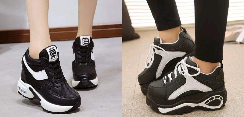Массивная ugly обувь