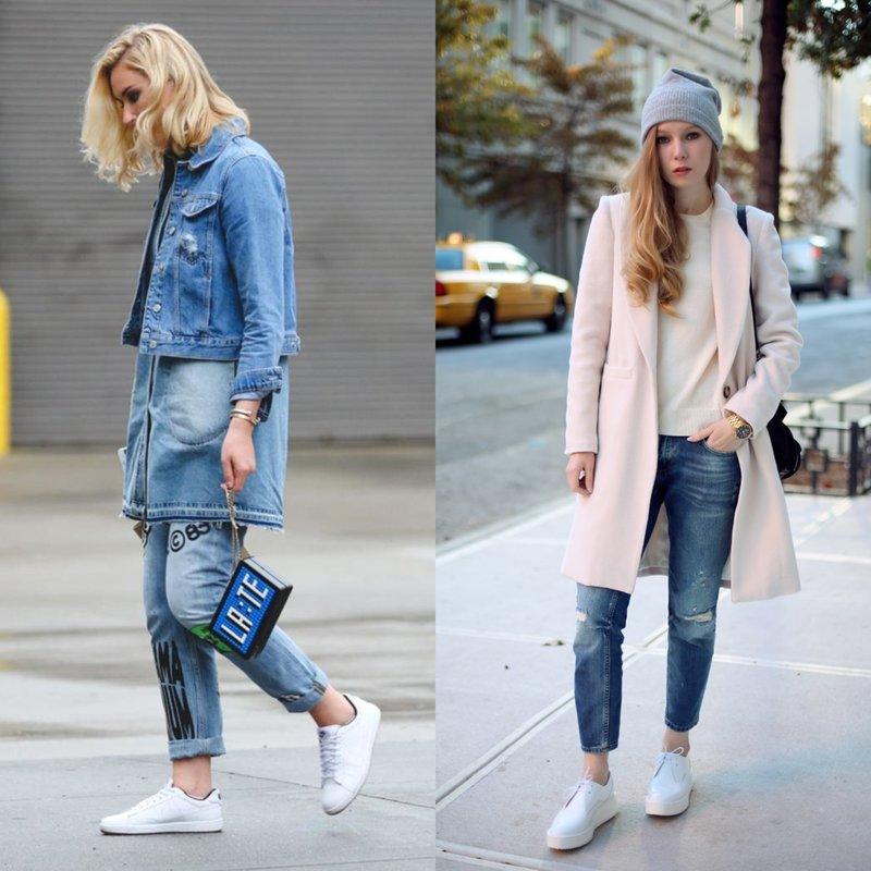 Женские джинсы: модные тенденции 2019