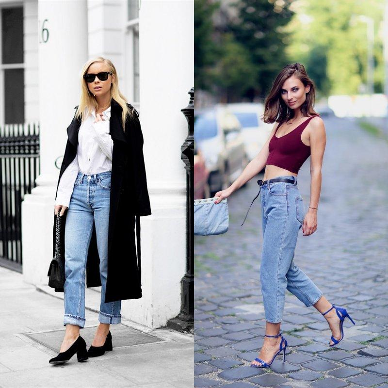 Модные тенденции джинс 2019