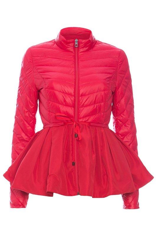 Женская куртка с баской