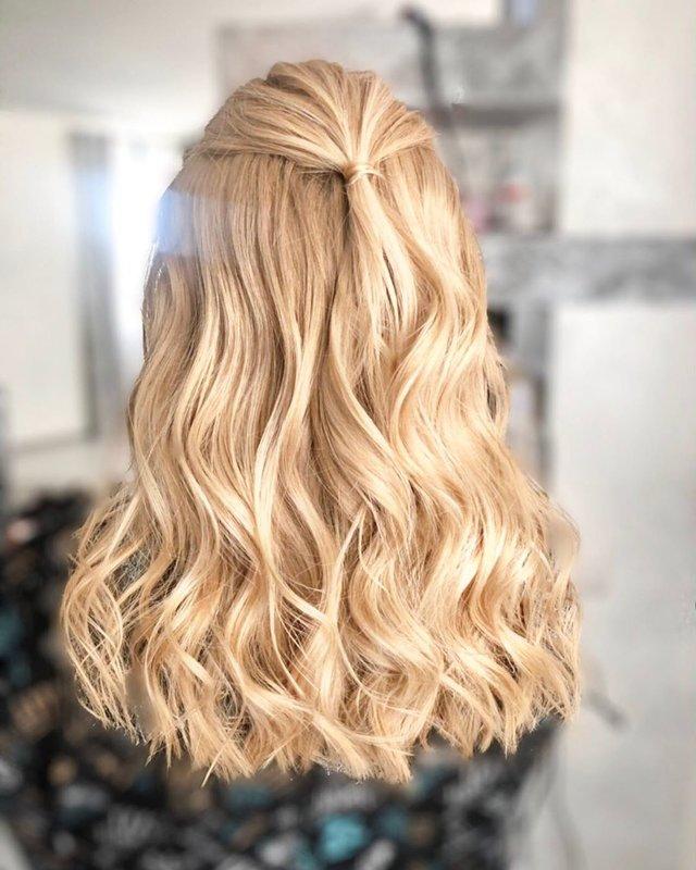 Мальвинка для блондинок