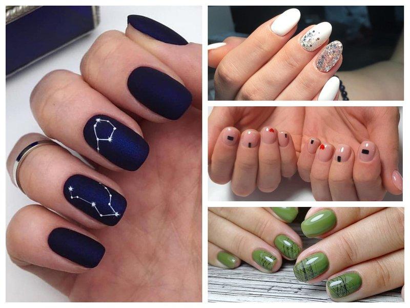 Модный дизайн для ногтей