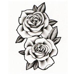 "Эскиз ""Розы"""