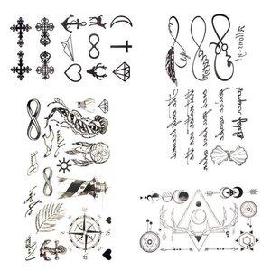 Символические эскизы для тату