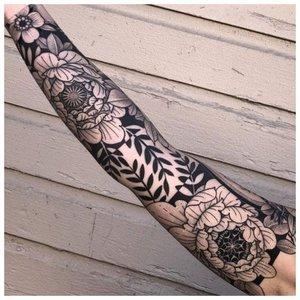 Мужские татуировки на руку
