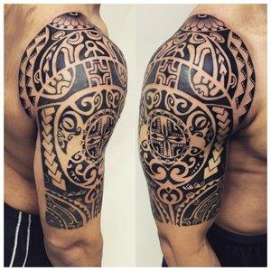 Этно-татуировка