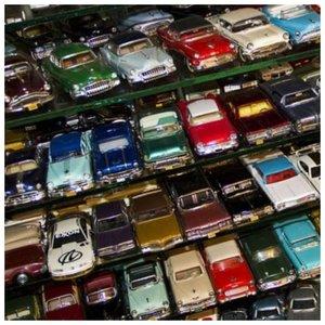 Коллекция моделек