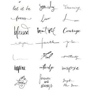 Тату надписи (100 фото идей) для девушек и мужчин с переводом | 300x300