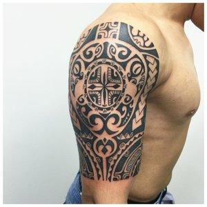 Этническая тату