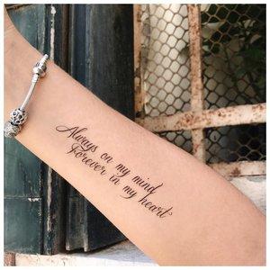 Красивая надпись для тату на запястье