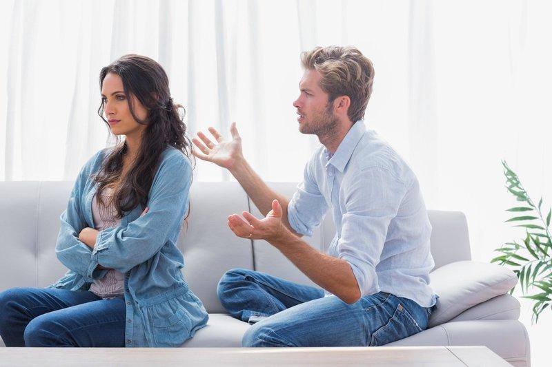 Пара не может найти общий язык