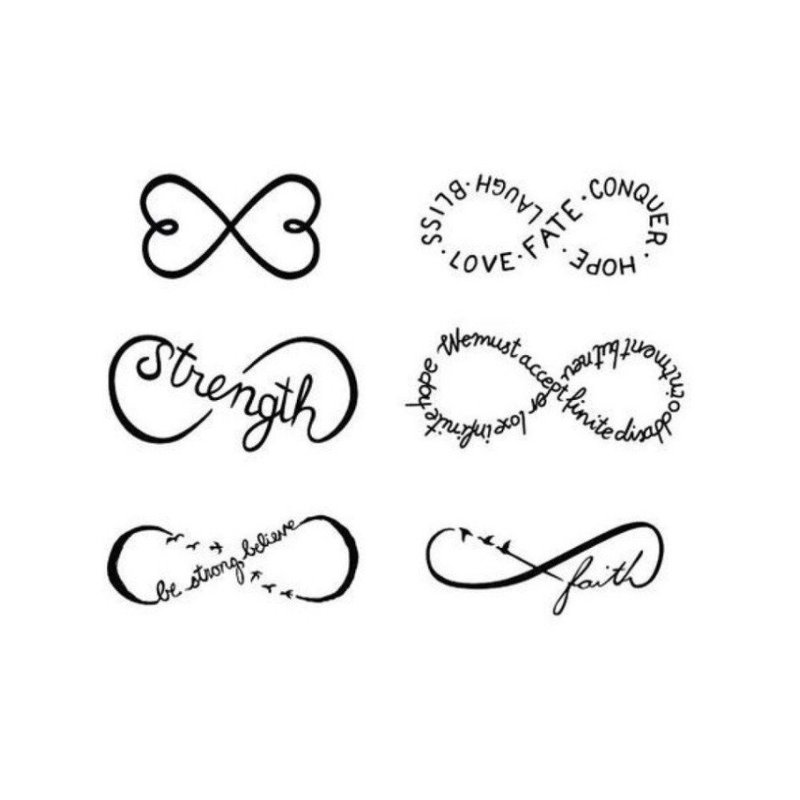 Оригинальные надписи эскизы для тату