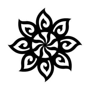 Эскизы символов для тату