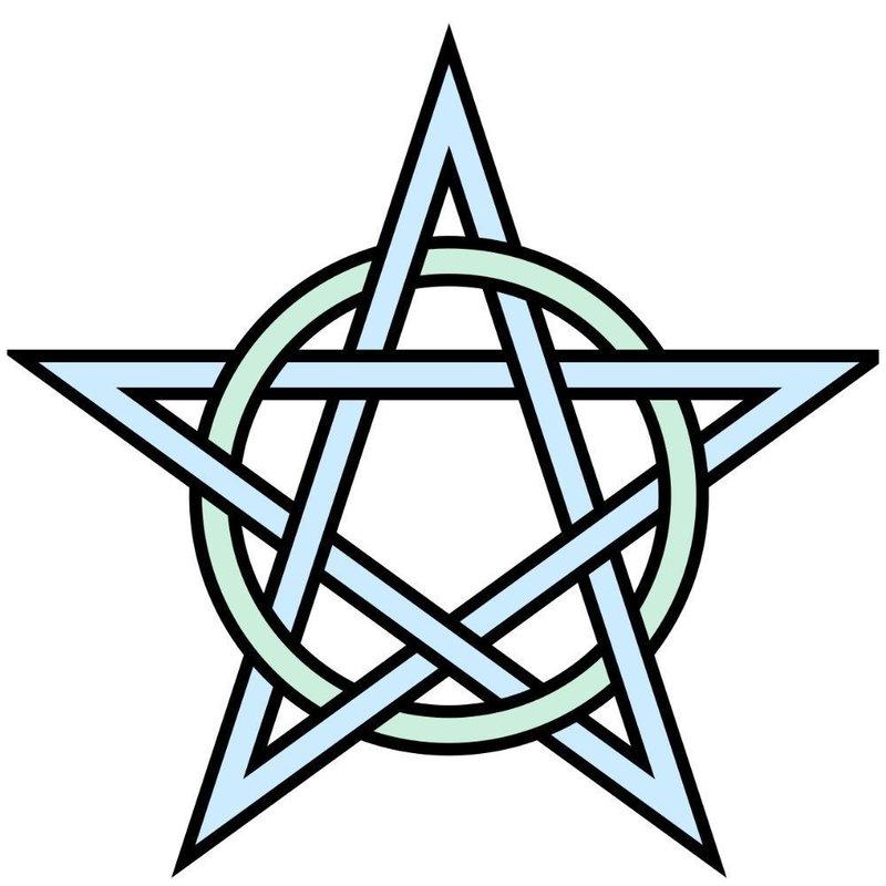 Оригинальный символ эскиз для тату