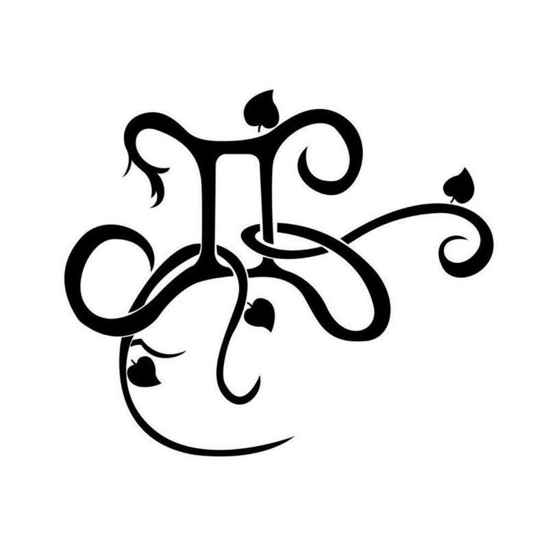 Символический эскиз для тату