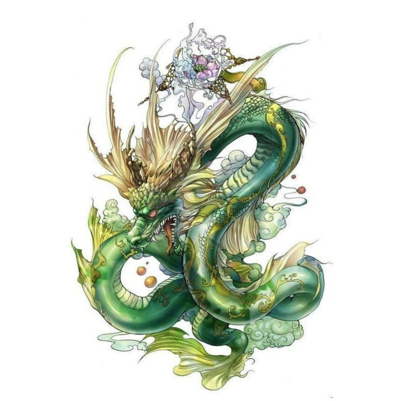 Японский дракон