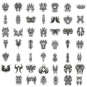 Эскизы тату на пальцы в стиле маори