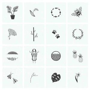 Оригинальные эскизы тату на пальцы