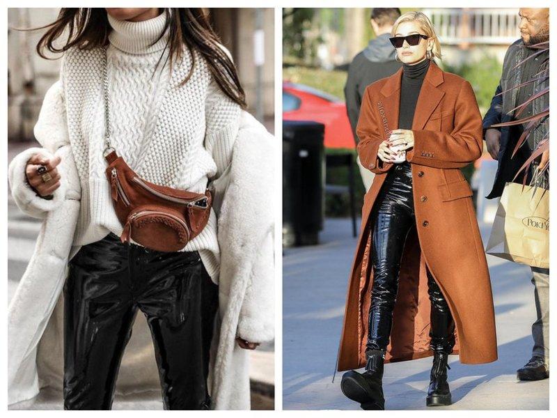 Модные образы с пальто