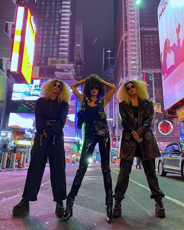 Zivert в Нью-Йорке