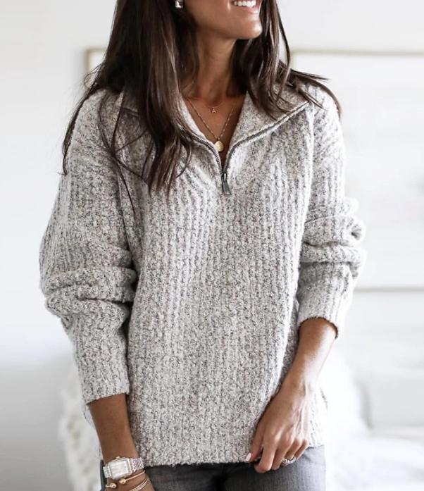 Самый модный свитер весна 2020