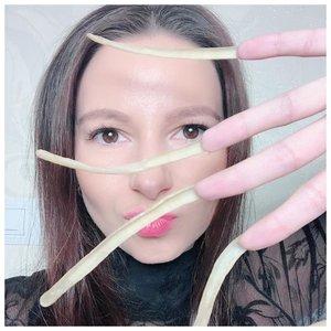 Елена Шиленкова длина ногтей 15 см