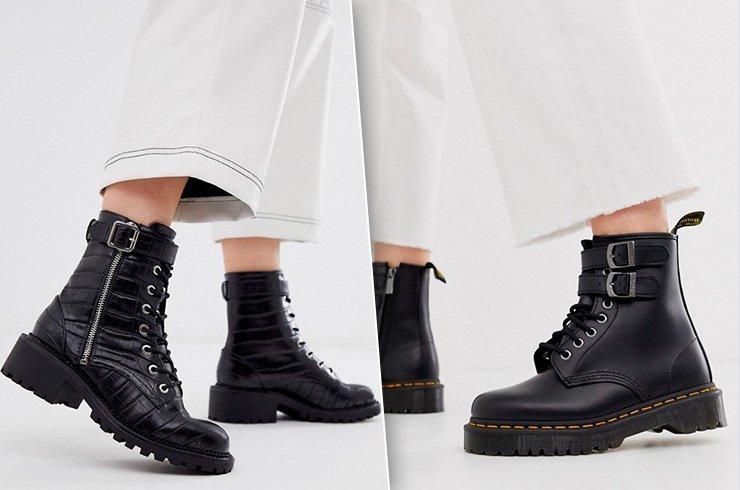 Модная женская обувь на весну 2020