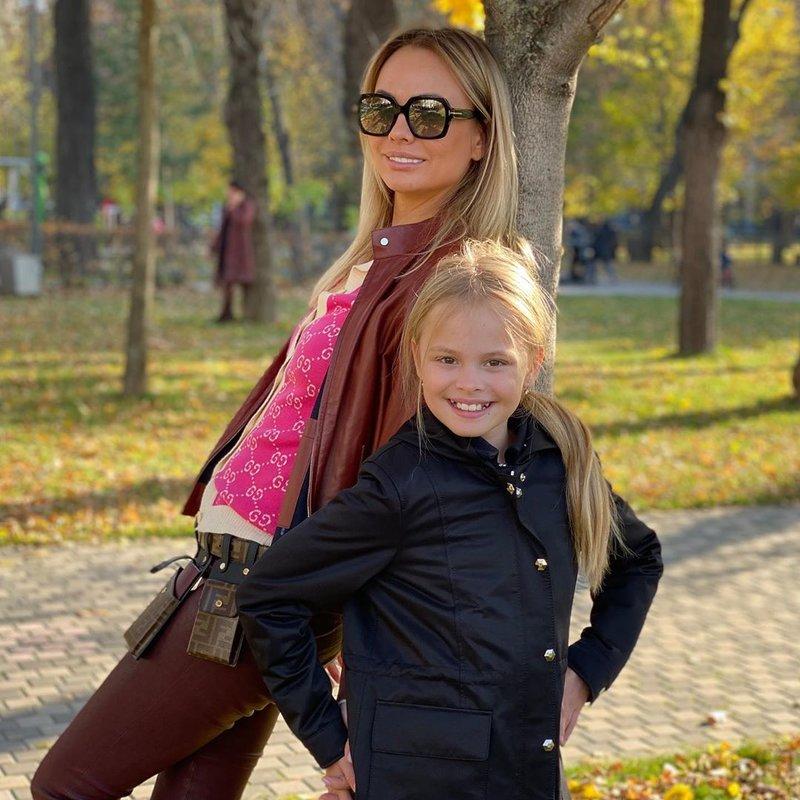Ирина Маирко с Миланой