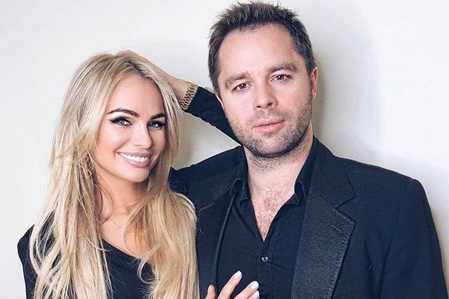 Ирина Маирко и Виталий Гогунский