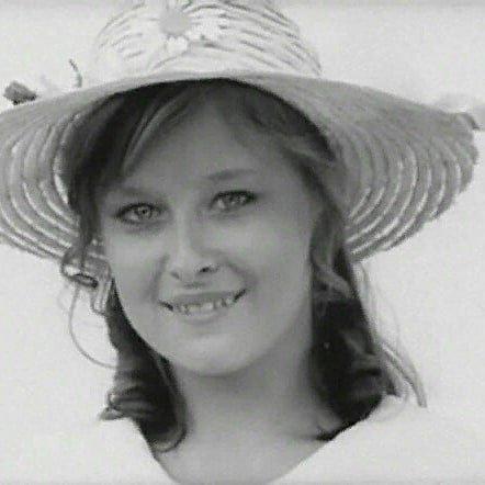 Лариса Удовиченко в молодости