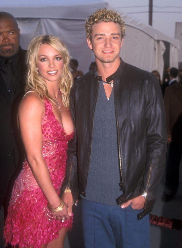 Спирс и Джастин 2002 год