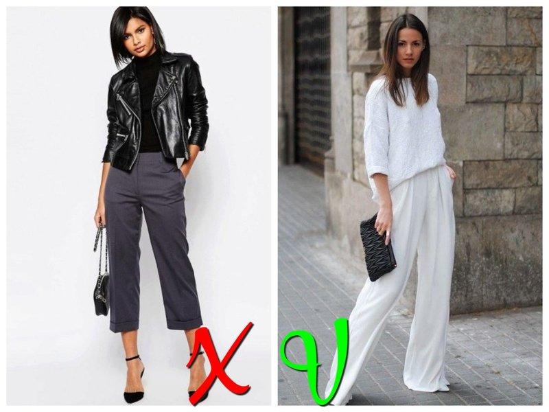 Модные брюки лето 2020