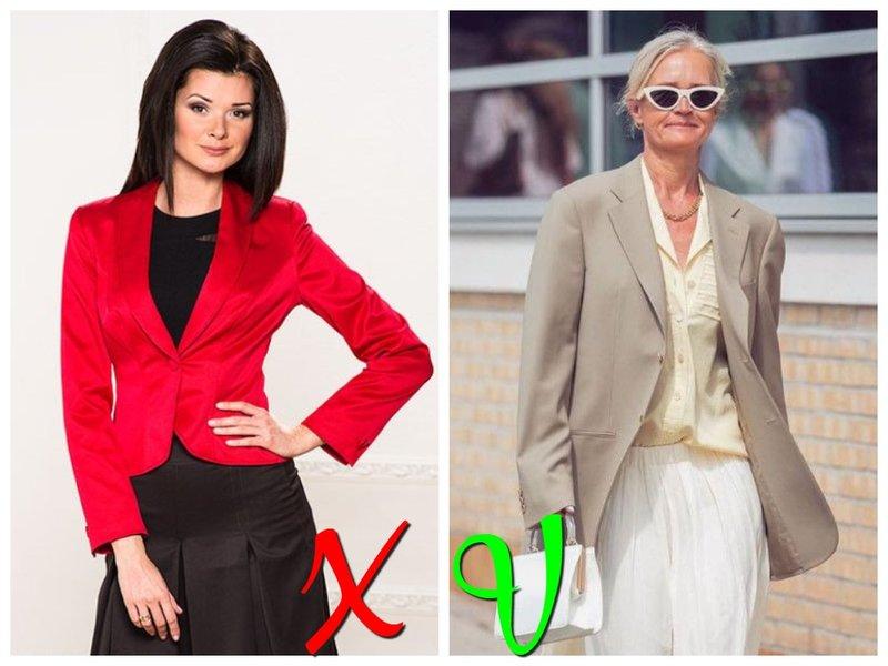 Модный пиджак на лето 2020