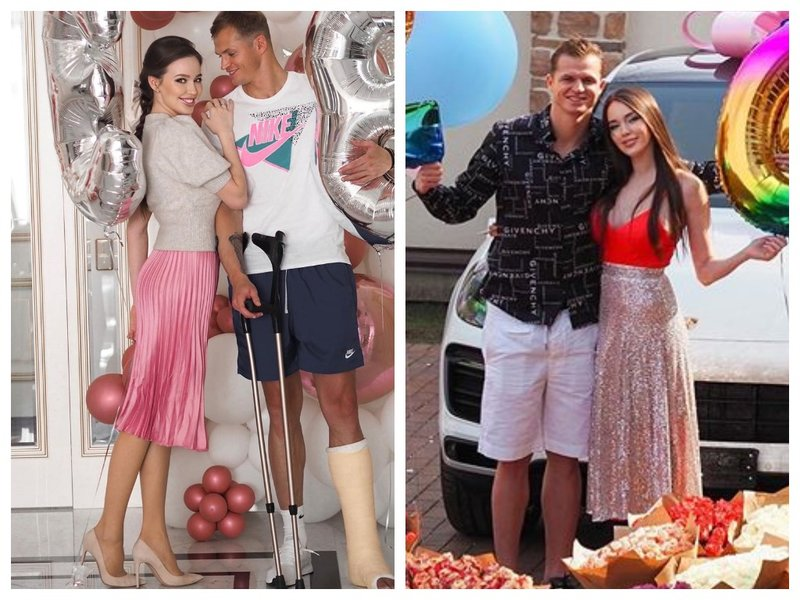 Костенко с шариками