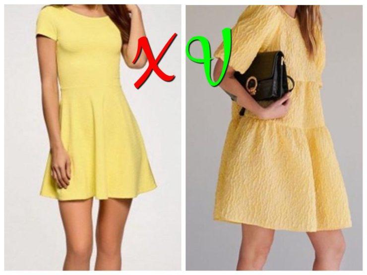 Модные и немодные платья на лето