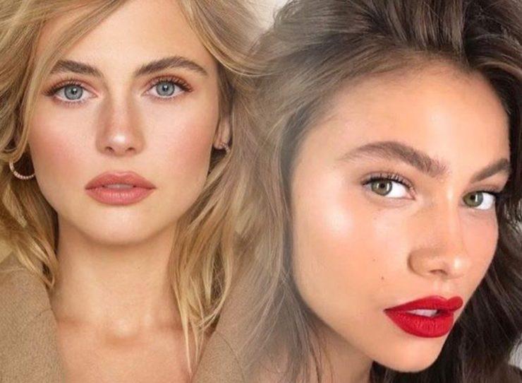 Тренды макияжа лето 2020