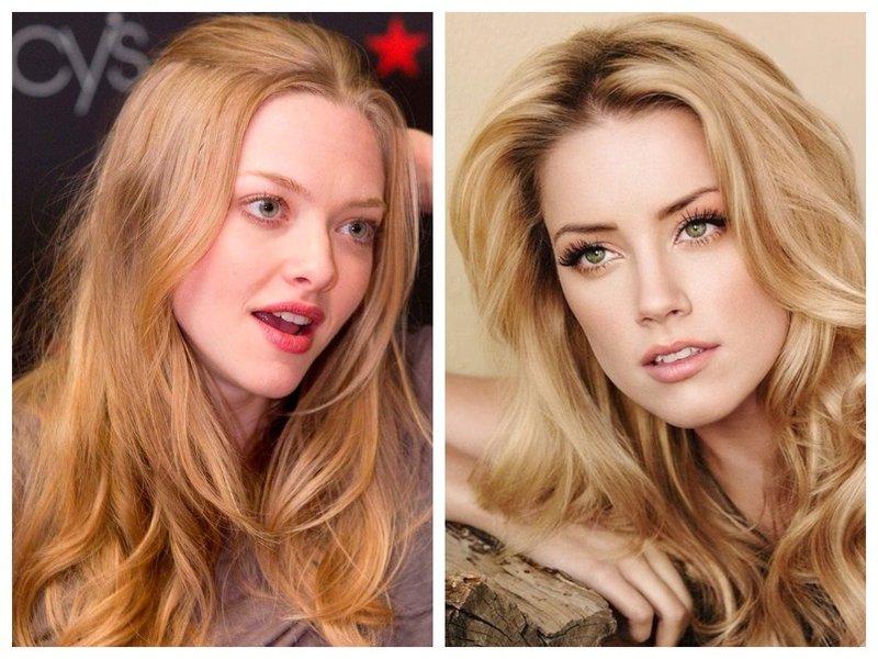 Медовый блонд - модный цвет волос