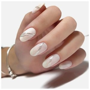 Красивые ногти овальной формы