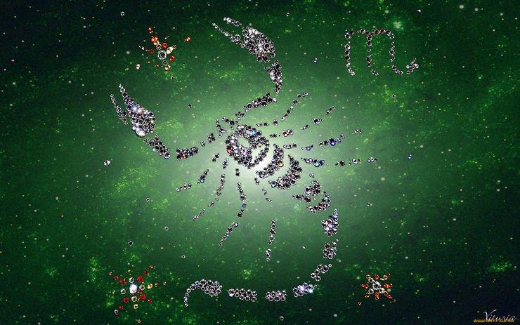 Скорпионы гороскоп на месяц