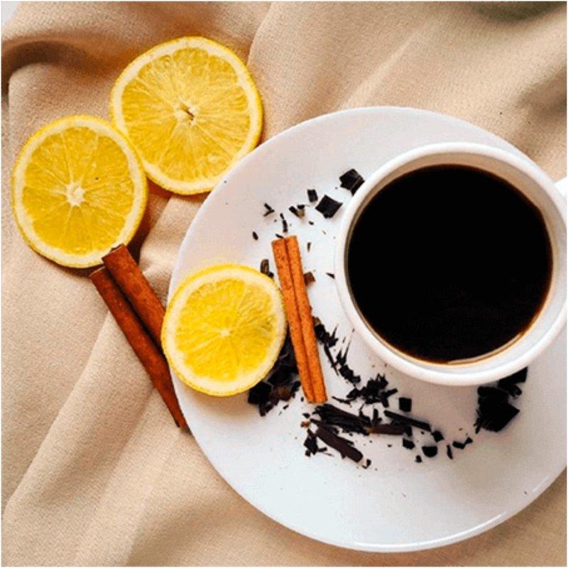 Кофе с лимоном повышает иммунитет