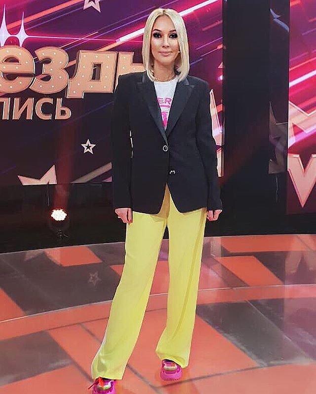 """Лера Кудрявцева в шоу """"Секрет на миллион"""""""""""