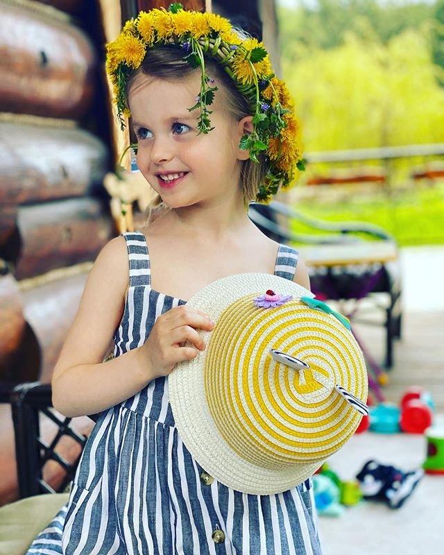 Дочь Сергея Безрукова Машенька