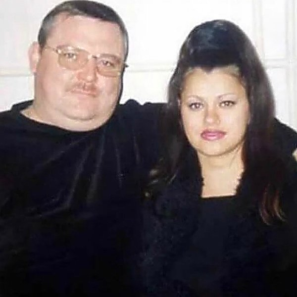 Ирина и Михаил Круг архивное фото